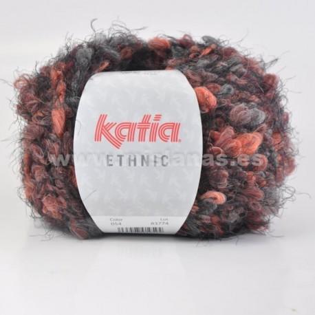 Ethnic Katia - Naranja 054