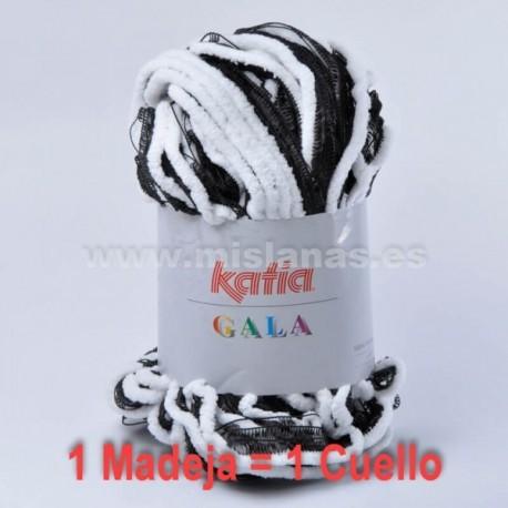 Gala Katia - Blc-neg 605