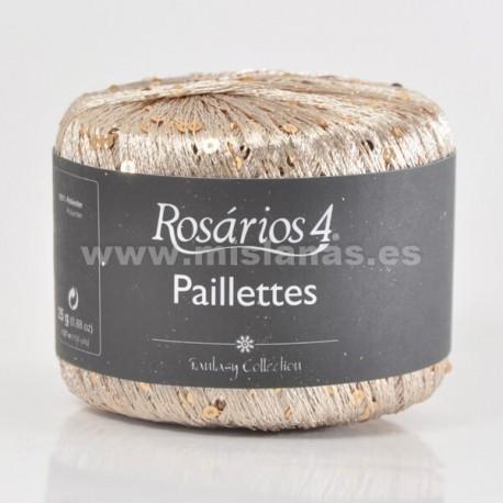 Paillettes R4 - Bronce 03