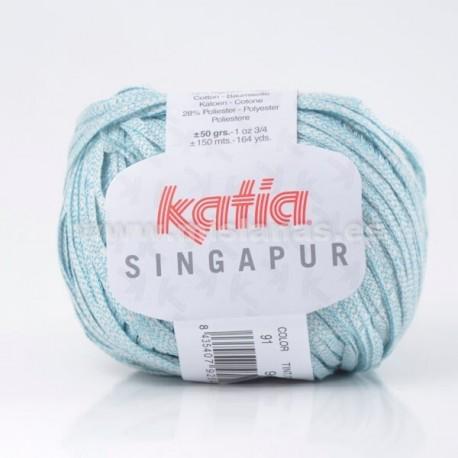 Singapur Katia - Turquesa 91