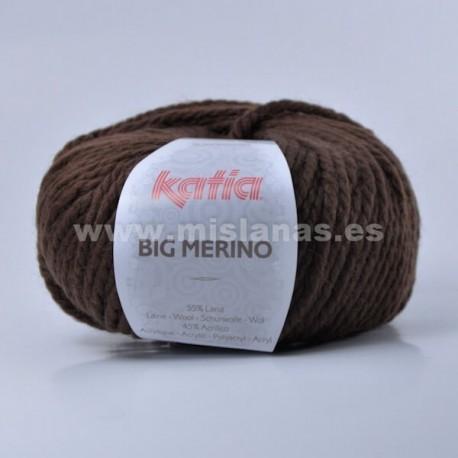 Big Merino Katia - Marron 7