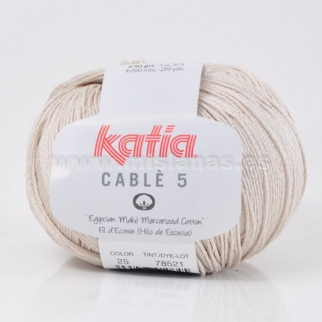 Cable 5 Katia - Piedra Cl_25