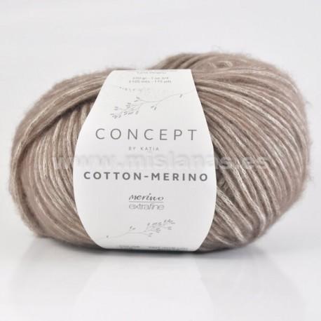 Cotton Merino Katia - Topo 105