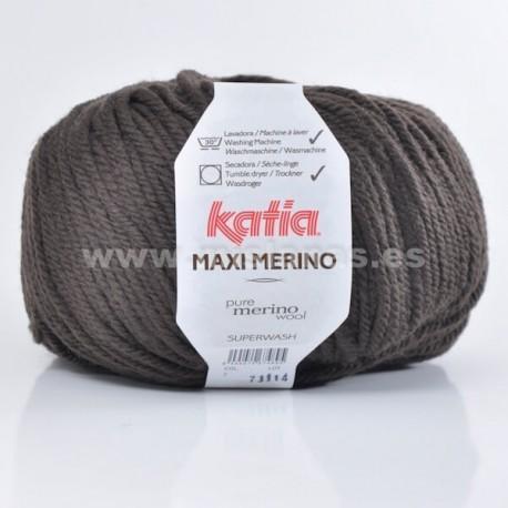 Maxi Merino Katia - Marron 7