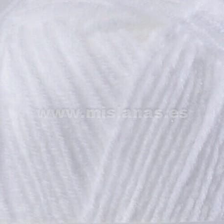 Mama Doble - Blanco 8001