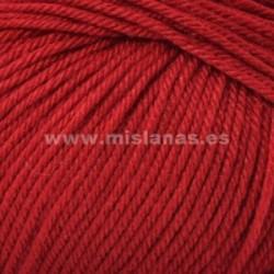 Merino Aran Katia - Rojo 51