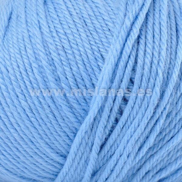 Merino Aran Katia - Azulado 68