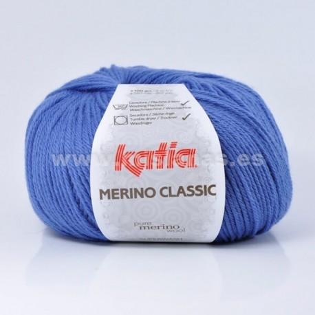 Merino Classic Katia - Añil 45
