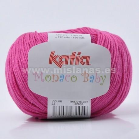 Monaco Baby Katia - Chicle 22