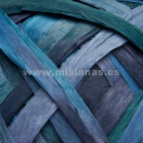 Raphia Katia - Azules 57