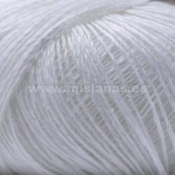 Lino 100% Katia - Blanco 1