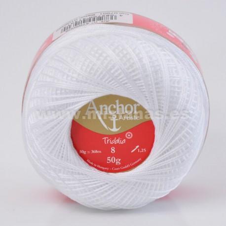 Tridalia N8 50gr - Blanco 07901