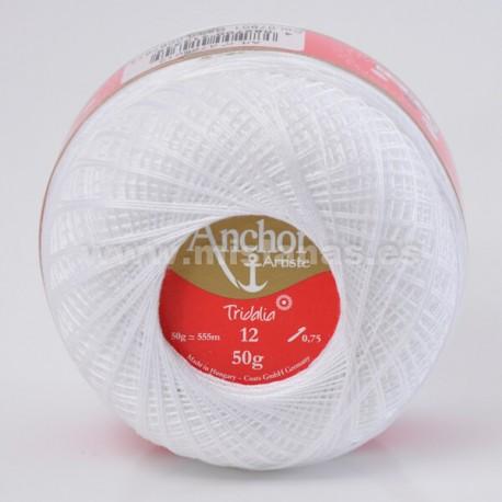 Tridalia N12 50gr - Blanco 07901