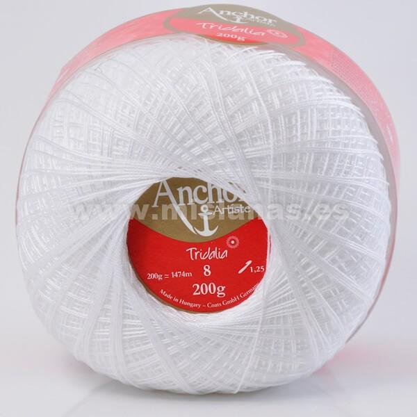 Tridalia N8 200gr - Blanco 07901