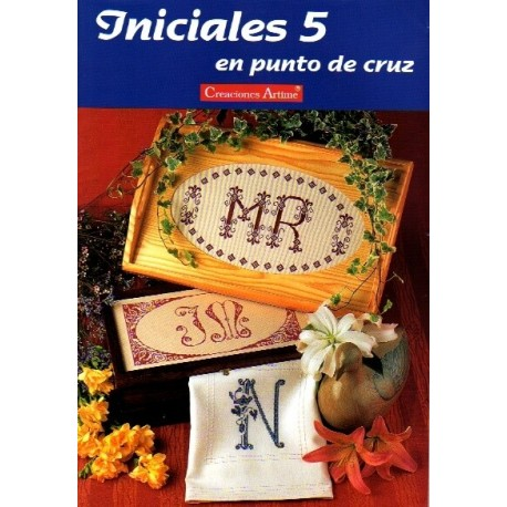Iniciales Mym - Iniciales 5
