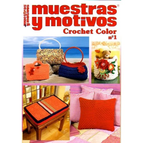 Crochet Color Mym - Crochet Color 1