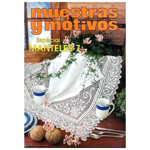 Esp-manteles Mym - Manteles 7