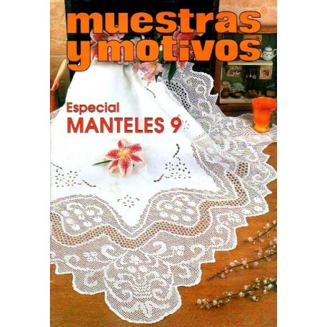 Esp-manteles Mym - Manteles 9