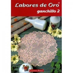 Labores De Oro Mym - Ganchillo 2
