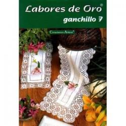 Labores De Oro Mym - Ganchillo 7