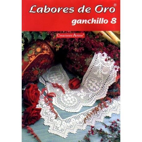Labores De Oro Mym - Ganchillo 8