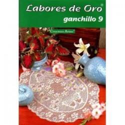 Labores De Oro Mym - Ganchillo 9