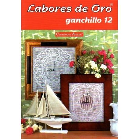 Labores De Oro Mym - Ganchillo 12
