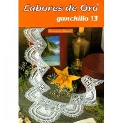 Labores De Oro Mym - Ganchillo 13