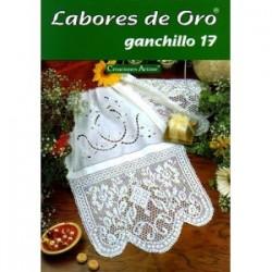 Labores De Oro Mym - Ganchillo 17