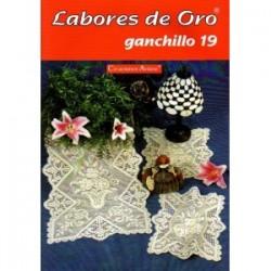 Labores De Oro Mym - Ganchillo 19