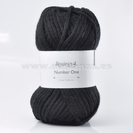 Number One R4 - Negro 160